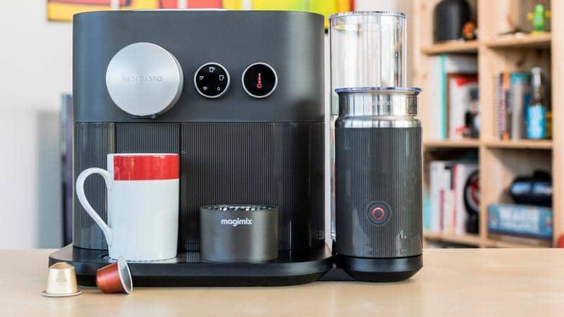 Nespresso magimix machine