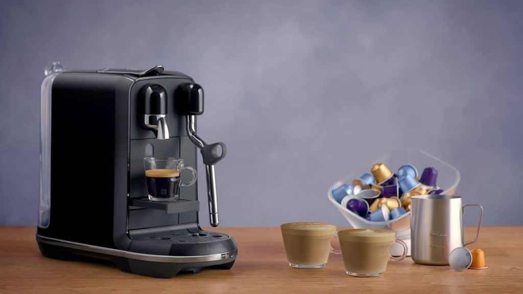 Sage Nespresso Creatista
