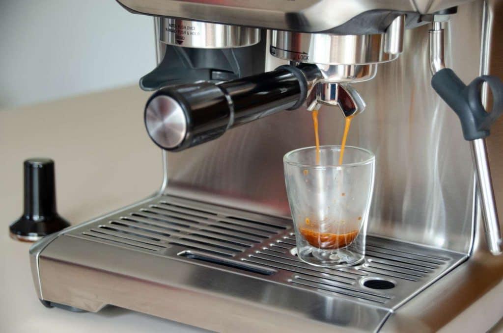 sage the barista express espresso